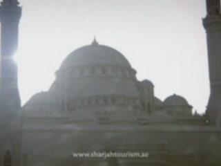 シャールジャ:  Sharjah:  アラブ首長国連邦:      AL Noor Mosque