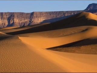 Libya:      Acacus Mountains