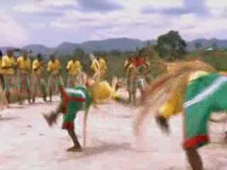 Burundi:      Agasimbo dance