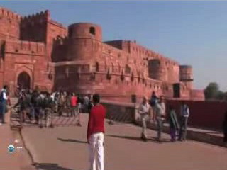印度:      阿格拉堡