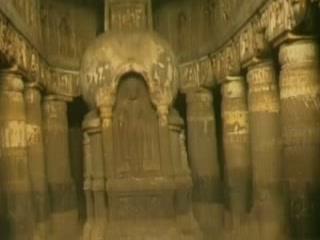 马哈拉施特拉邦:  印度:      阿旖陀石窟