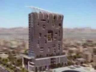 Jeddah:  Saudi Arabia:      Al-Tahlia Tower