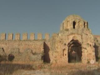Аланья:  Турция:      Крепость Аланьи