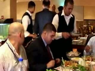 アカバ:  ヨルダン:      Ali Baba Restaurant