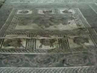 Dion, Pieria:  希腊:      Ancient Mosaic II century