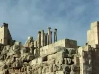 Jerash:  Jordan:      Ancient city of Jerash