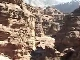 Ancient settlement in Petra