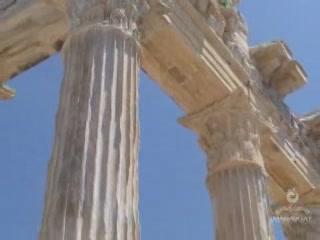 Сиде:  Анталия:  Турция:      Храм Аполлона в Сиде