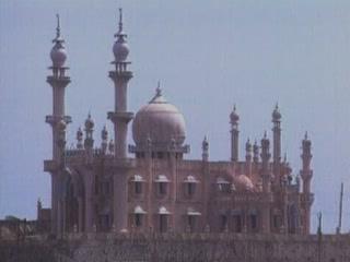 Kovalam:  喀拉拉邦:  印度:      Arab mosque in Kovalam