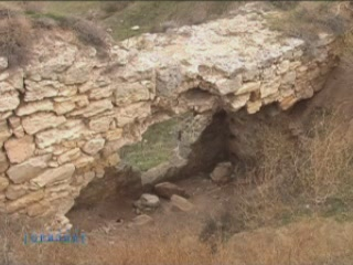 Crimea:  ウクライナ:      Arabat Fortress