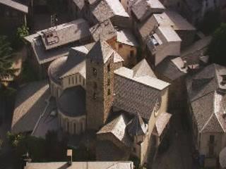 Andorra:      Architecture of Andorra