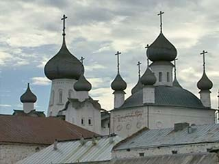 Solovetsky Islands:  Arkhangelskaya oblast:  Russia:  