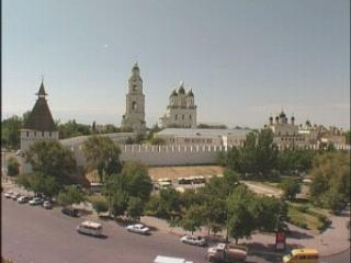 Астрахань:  Астраханская область:  Россия:      Астраханский кремль