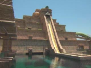 Дубаи:  Объединенные Арабские Эмираты:      Аквапарк Aquaventure