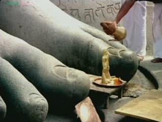 Дхармастхала:  Карнатака:  Индия:      Гоматешвара (Бахубали)