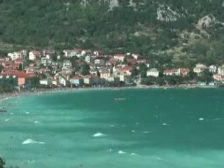 Krk Island :  Croatia:      Baška