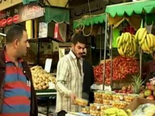 Акаба:  Иордания:      Восточный базар в Акабе