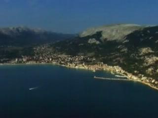 Крк:  Остров Крк:  Хорватия:      Пляж в Крке