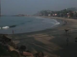 Kovalam:  喀拉拉邦:  印度:      Beach in Kovalam