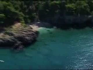 Sutomore:  Montenegro:      Beach in Sutomore