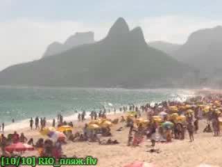 リオデジャネイロ:  ブラジル:      Beaches of Rio de Janeiro