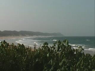 Понта до Оро:  Мозамбик:      Пляжи парка Малонгане