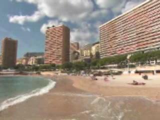 摩纳哥:      Beaches of Monako