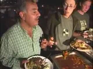 アカバ:  ヨルダン:      Bedouin festival in Wadi Rum