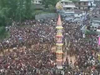 Shillong:  梅加拉亚邦:  印度:      Behdeinkhlam Festival in Jowai