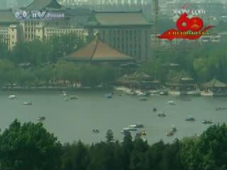 Пекин:  Китай:      Парк Бэйхай