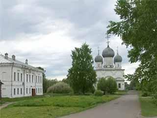 Вологодская область:  Россия:      Белозерск