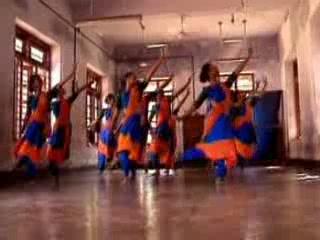 タミル・ナードゥ州:  インド:      Bharata Natyam