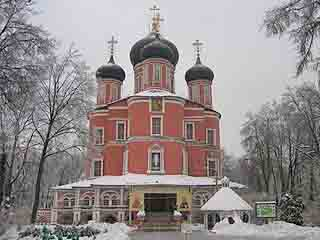 Images Great Cathedral of the Theotokos of the Don temple