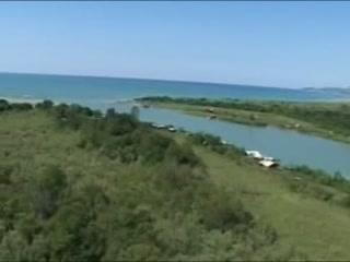 Kolasin:  モンテネグロ:      Biograd river