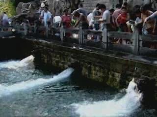 Jinan:  China:      Black Tiger Spring