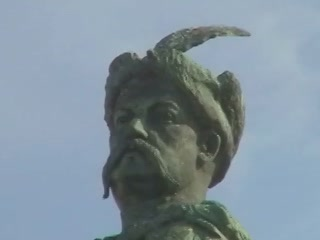 基輔:  乌克兰:      Bogdan Khmelnytsky monument