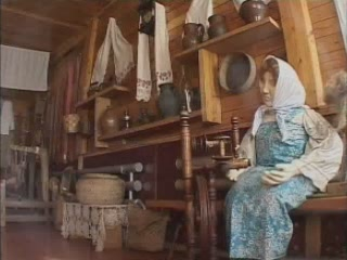 鄂木斯克州:  俄国:      Bolsherechye Ethnographical Museum