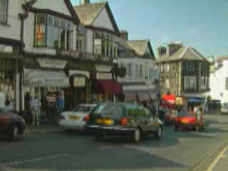 England:  グレートブリテン島:      Bowness on Windermere