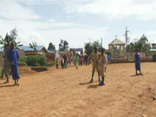 卢旺达:      Buhinga