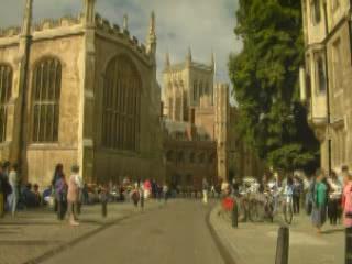 England:  Great Britain:      Cambridge