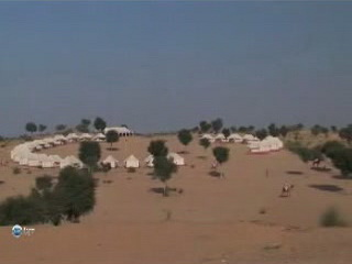 صور Campground in the Thar Desert فُندُق