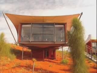 オーストラリア:      キャンプ