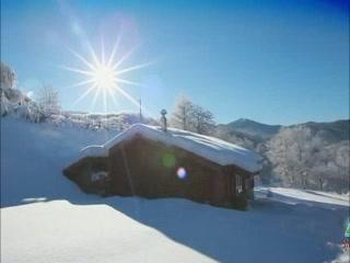 Kolasin:  Montenegro:      Chalets Shcherbina