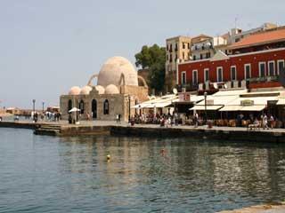 Крит, остров:  Греция:      Ханья