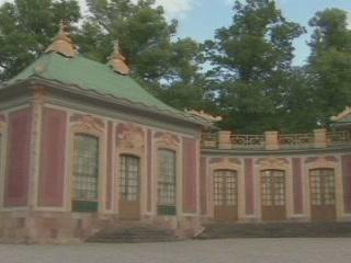 斯德哥尔摩:  瑞典:      Chinese Pavilion, Drottningholm Palace