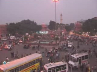 ジャイプル:  ラージャスターン州:  インド:      Choti Chopad in Jaipur