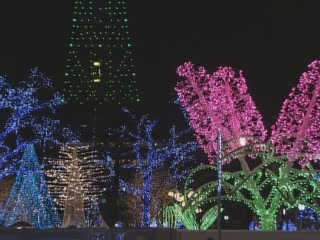 صور Christmass Illumination in Sapporo المكان الرائع