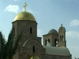 米底巴:  约旦:      Church of St. John the Baptist