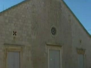 Врбоска:  Остров Хвар:  Хорватия:      Церковь св.Лаврентия