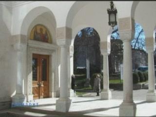 ヤルタ:  Crimea:  ウクライナ:      Church of the Exaltation of the Holy Cross